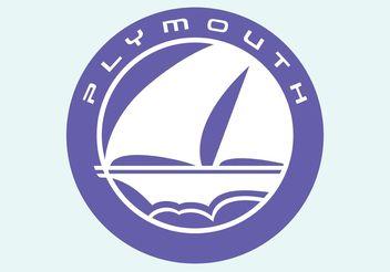 Plymouth Vector Logo - vector #161615 gratis