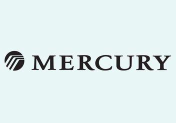 Mercury Logo - Kostenloses vector #161625