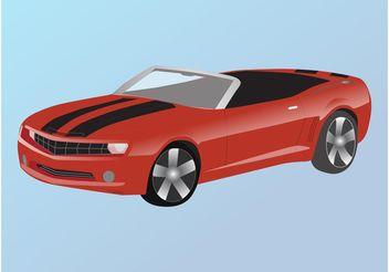 Chevrolet Camaro - Free vector #161815