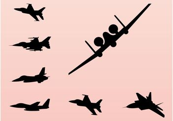 War Planes - vector #162385 gratis