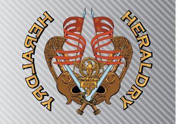 Rome Heraldry - Free vector #162405