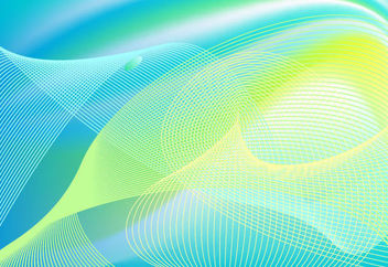 Smooth Spiral Lines Background - vector #166015 gratis