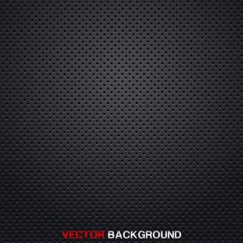 Metallic Grill Pattern Background - vector gratuit #167065