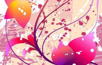 Ai Floral vector - бесплатный vector #168845