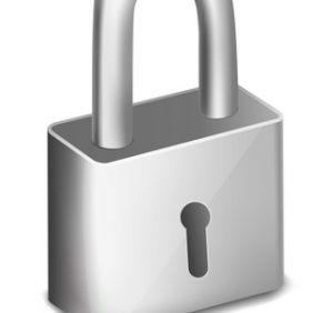 Pad Lock - Free vector #168895