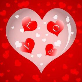 Essence of Love - Free vector #168905