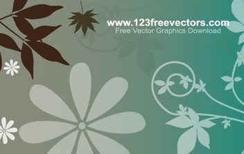 Nature Background Free Vector 3 - Free vector #169365