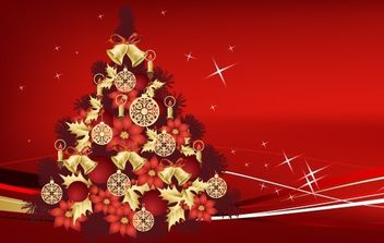 Great Christmas idea - vector #169485 gratis
