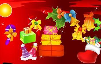 Vector Christmas - vector #169535 gratis