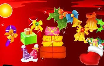 Vector Christmas - Kostenloses vector #169535