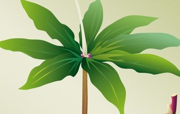 VECTOR PLANT - Free vector #169605
