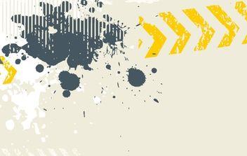Grunge Banner - бесплатный vector #169845