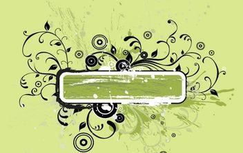 Grunge Banner - vector #170145 gratis