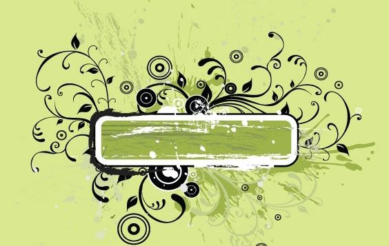 Grunge Banner - Free vector #170145