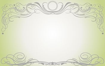 Marcos Decorative Vintage Frame - Free vector #172085
