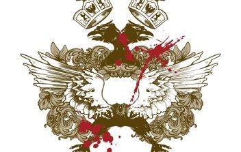 Vintage Emblem - Free vector #172545