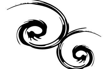 Spiral design 4 - Free vector #172565