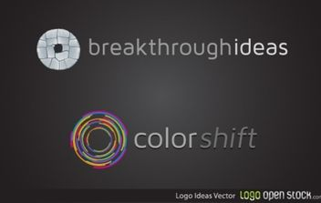Logo Ideas - vector #173915 gratis