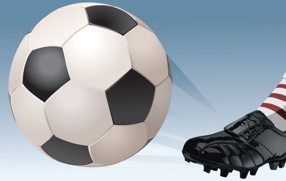 Football Kick - vector #174165 gratis