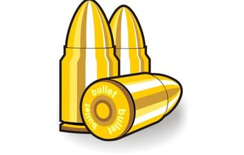 Icon with three bullets - vector gratuit #174725