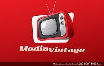 Media Vintage Vector - Kostenloses vector #174835