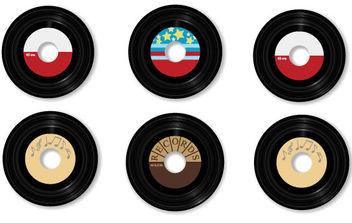 Vector Vinyls - vector #175135 gratis