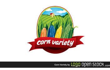 Corn Variety - Free vector #175275