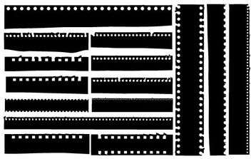 Film Strip - vector gratuit #175295