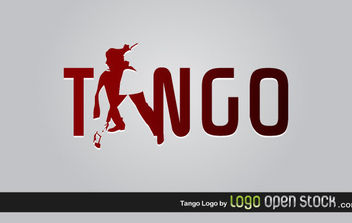 Tango Logo Template - Free vector #175555