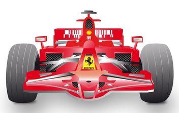 Ferrari Formula 1 - vector #175875 gratis