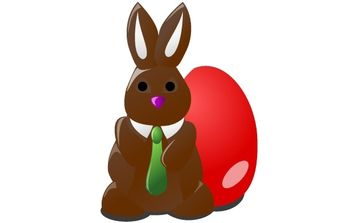 Easter Icon - vector gratuit #175945