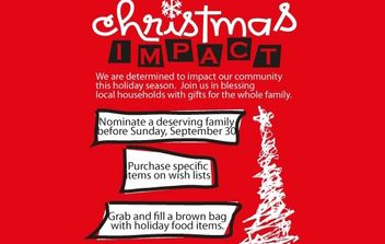 Christmas Impact - Kostenloses vector #176885