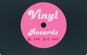 Vintage Music free vector set - Kostenloses vector #177125