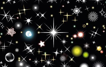 Stars free vector - Free vector #177175