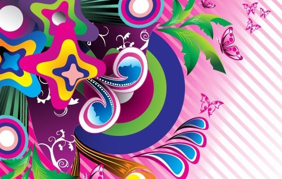 Wonderful Backgrounds - Free vector #177745