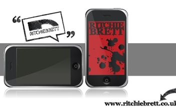 iPhone 3Gs - vector #178075 gratis