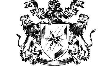 Sketchy Heraldry - бесплатный vector #178615