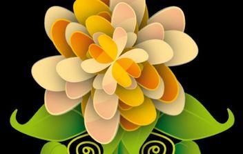 Flower - vector #178635 gratis