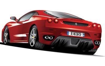 Ferrari - бесплатный vector #179145
