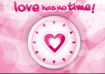 Love Message Background - vector #181225 gratis