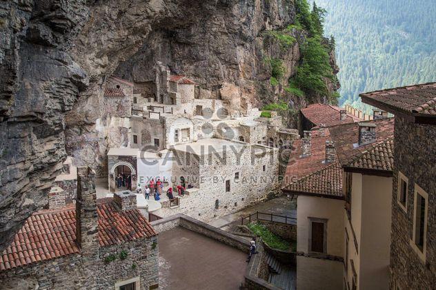 Mosteiro de Sumela em Trabzon, Turquia - Free image #183035
