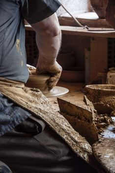 Handmade pottery - Free image #183115