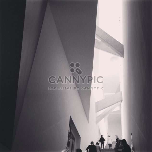 Лестницы в Еврейский музей, Берлин - бесплатный image #183245