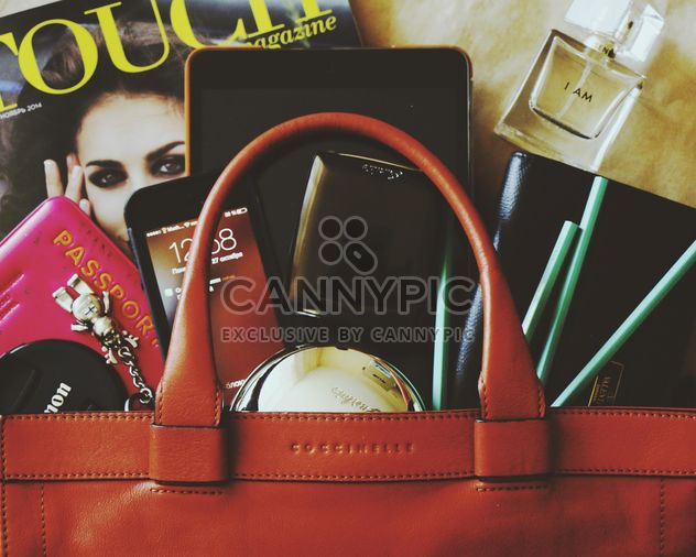 Typical Woman's Bag - Free image #183255