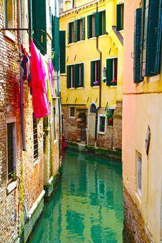 Venice. Channel - Kostenloses image #183665