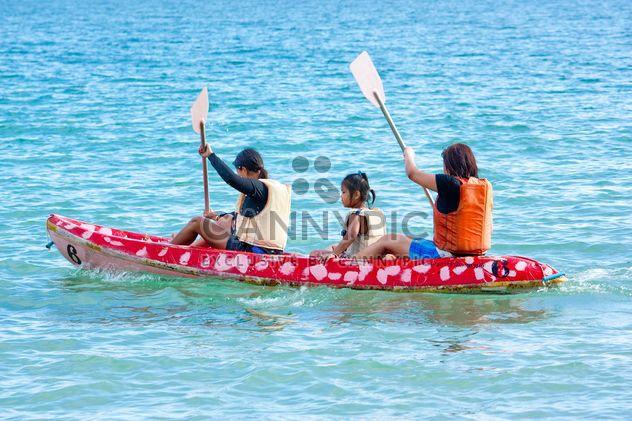 #iloveocean, #sea, #cayak - Free image #183835
