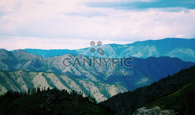 Beautiful mountain landscape, Altai, Russia - бесплатный image #184045