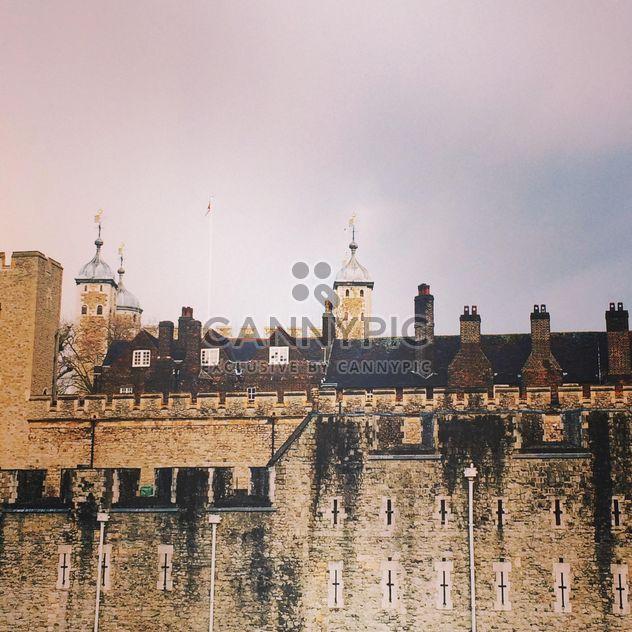 Башня в Лондоне, Великобритания - бесплатный image #184145