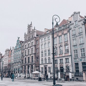Gdansk architecture - Kostenloses image #184485