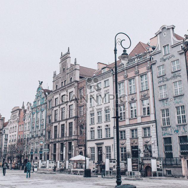 Architecture de Gdansk - Free image #184485